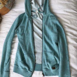 Roxy hoodie jacket never worn